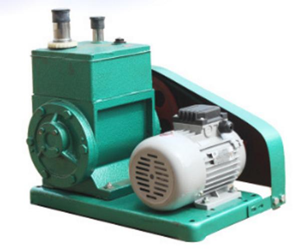 旋片真空泵在粘胶纤维生产中的应用