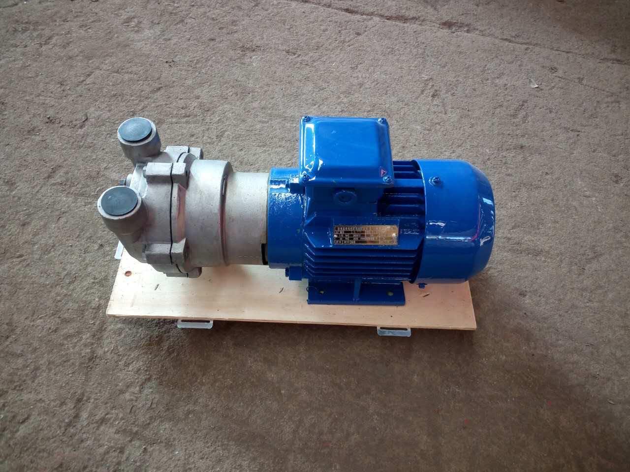 如何预防水环式真空泵供压不足