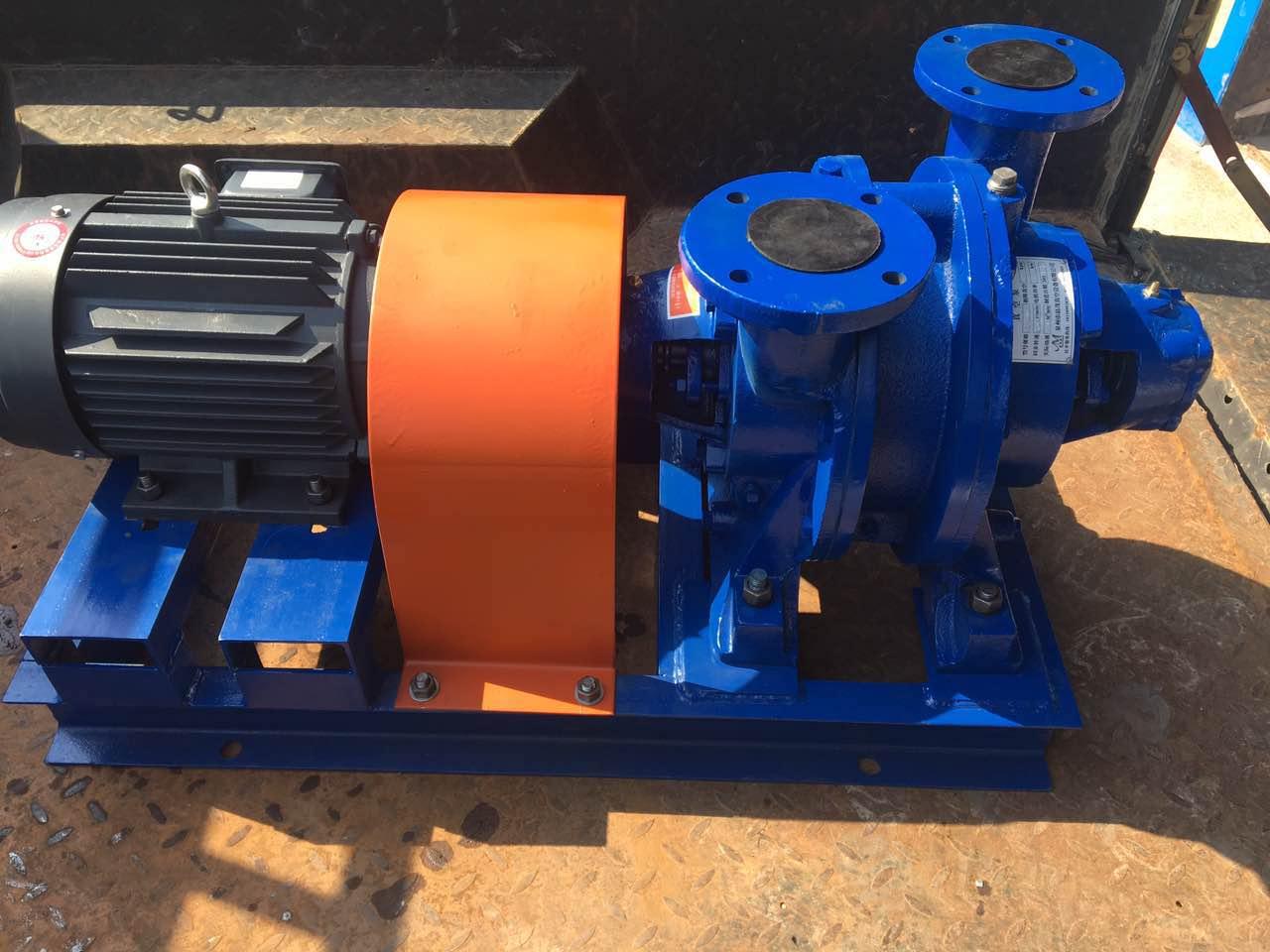 水环式真空泵防气蚀的保护措施