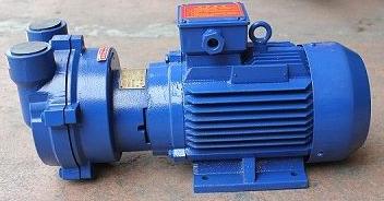 水环真空泵使用中不断加水的原因