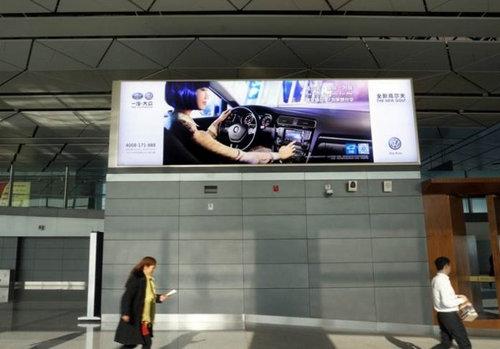 广告快3彩票为你讲述郑州机场广告独有的环境优势
