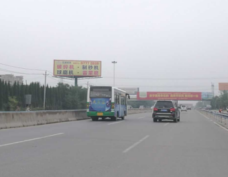 豫龙站三面塔-河南高速广告投放