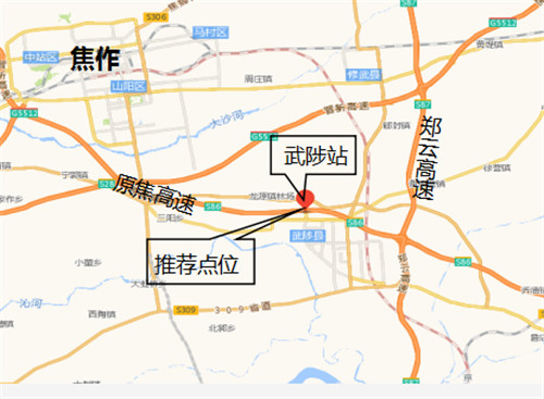 河南高速广告