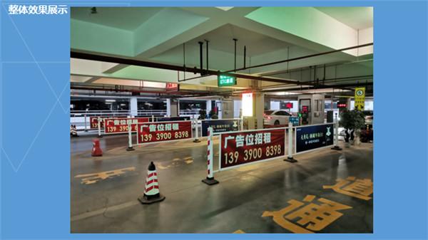 河南新郑机场停车场