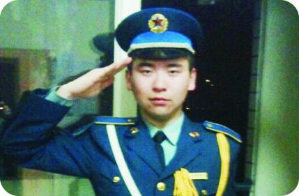 张喆-西华大学(国防生)