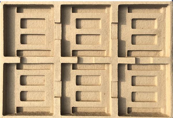 和小编一起来了解:纸浆模塑家具产品生产过程