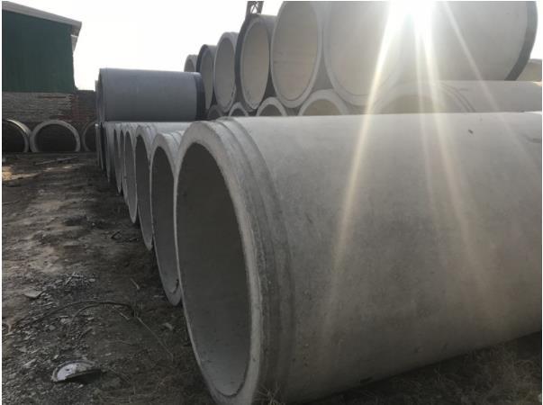 陕西钢筋混凝土管厂家