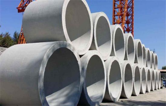 陕西钢筋混凝土管管道的安装