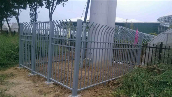 铁艺围栏设计