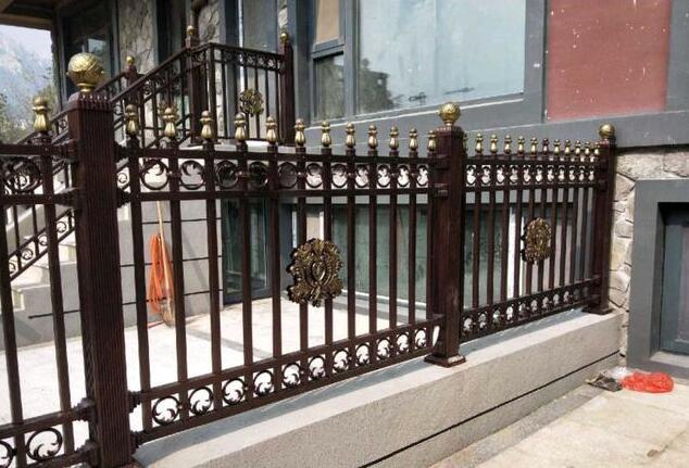 延安铝艺围栏