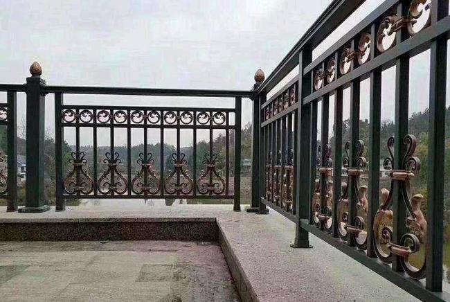 西安铝艺护栏