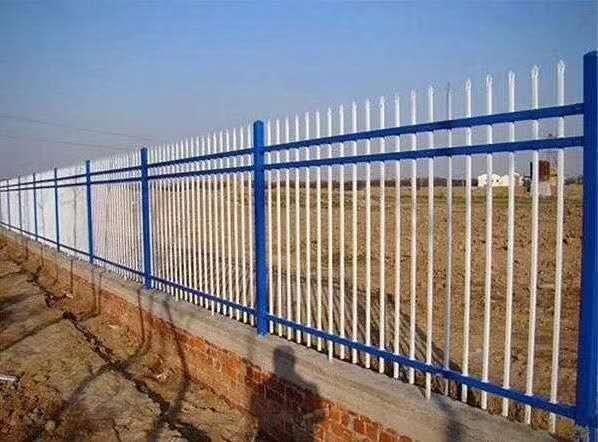 延安锌钢围栏