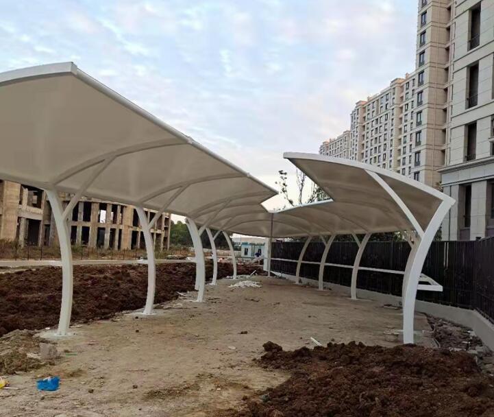延安膜结构雨棚