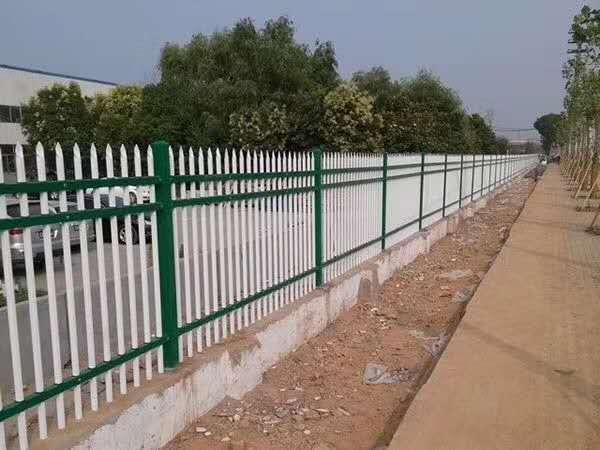 锌钢装配围栏