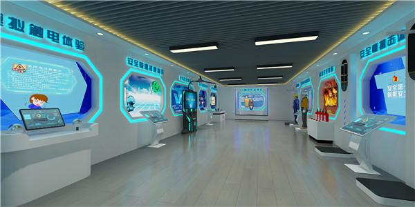 "VR安全体验馆给你没有危险的""事故""体验"