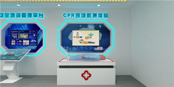 西安诚骏科技VR安全体验馆开启租赁模式