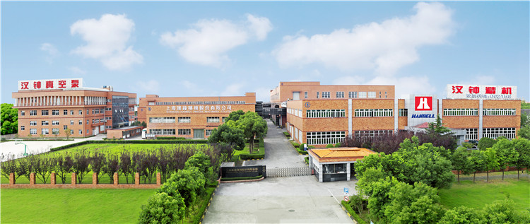 汉钟厂房全景