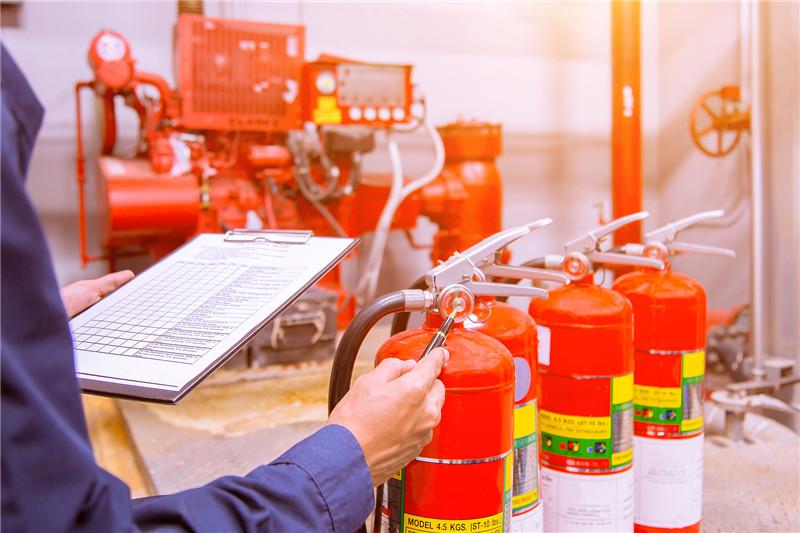 渭南消防验收