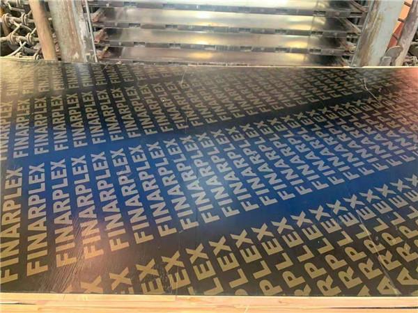 西安木模板生产