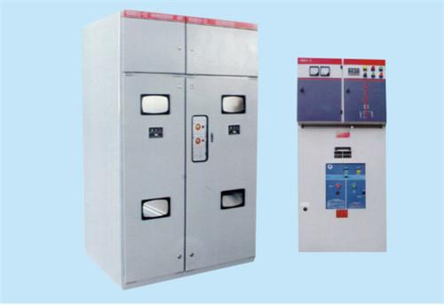 HXGN15-12 户内交流电压六氟化硫环网开关设备