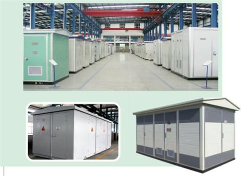 YB-12/0.4-800预装式变电站