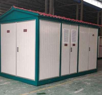 汉中箱式变电站-彩钢板式
