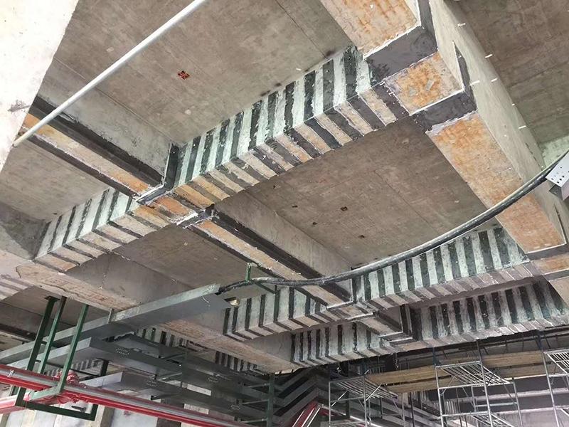 建筑物中裂缝怎么样处理,用哪些加固方法?