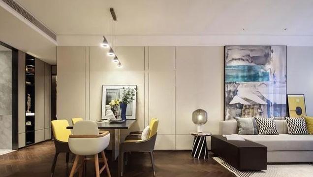 家庭餐厅硬包背景墙怎么设计?成都硬包背景墙告诉您!