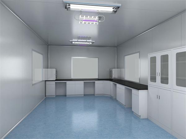 实验建筑空调与洁净系统