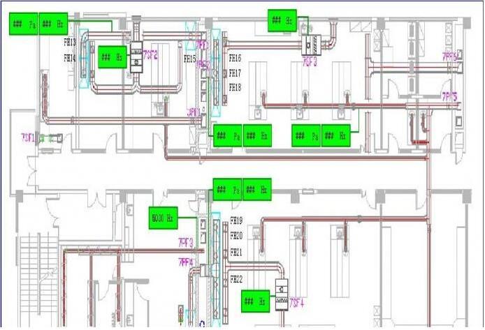 实验室通风集中管理系统