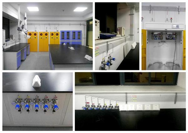 实验室集中供气设计标准
