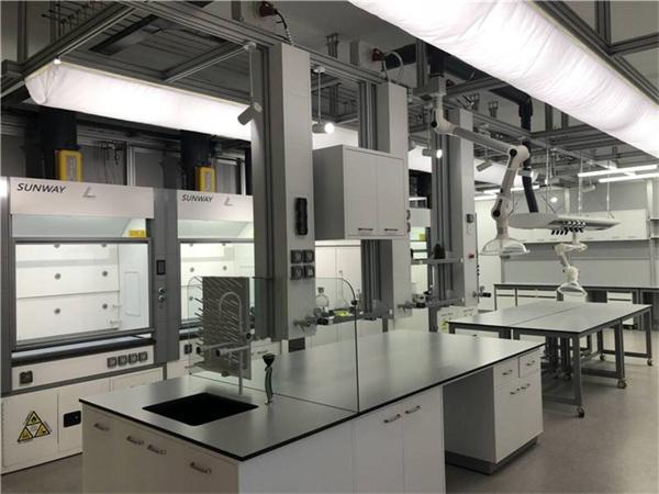 实验室建筑智能化系统