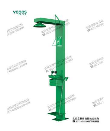 电伴热紧急冲淋洗眼器-9002