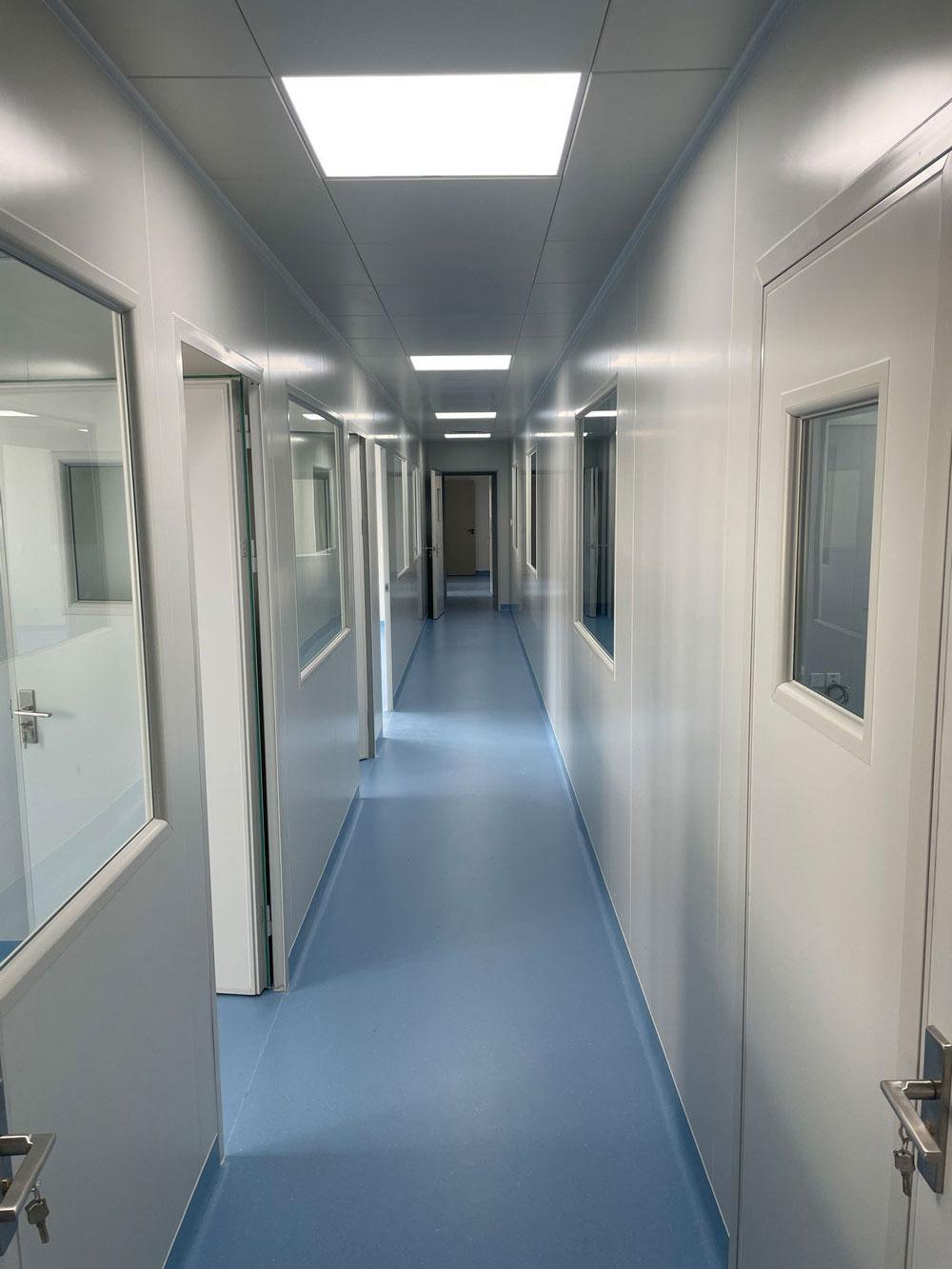 医学工程案例-安阳地区医院PCR实验室建设