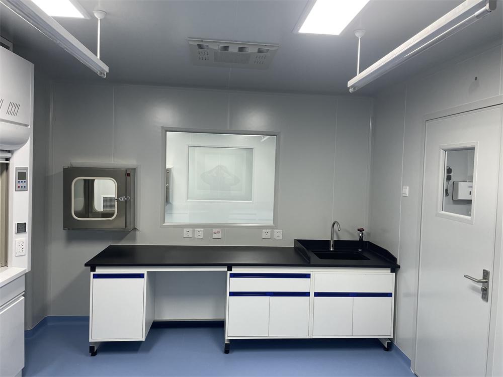 医学工程案例-安阳地区医院检验科和PCR实验室装修工程