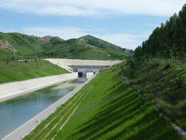 针对防洪应该采取的主要工程手段就是这些了