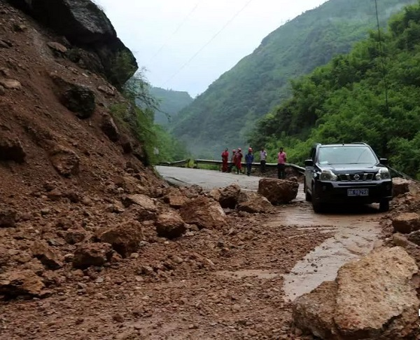 四川地质灾害监理