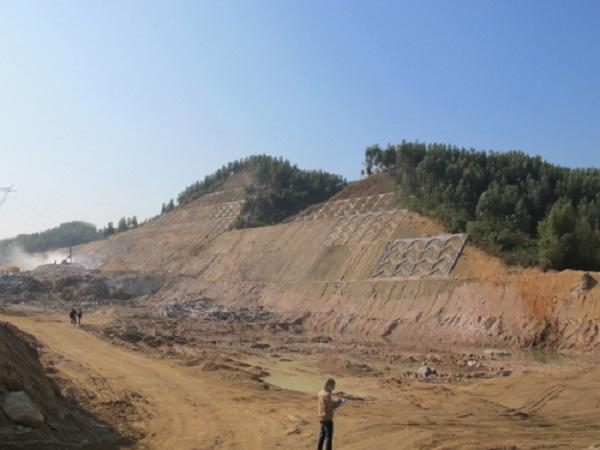 四川水土保持机构为您讲述边坡设计一般的原则