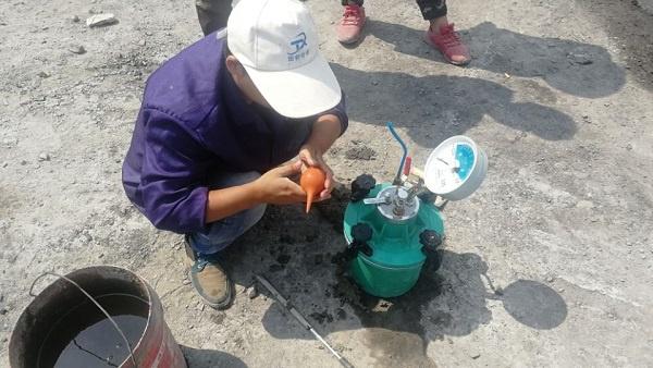 混凝土含气量检测
