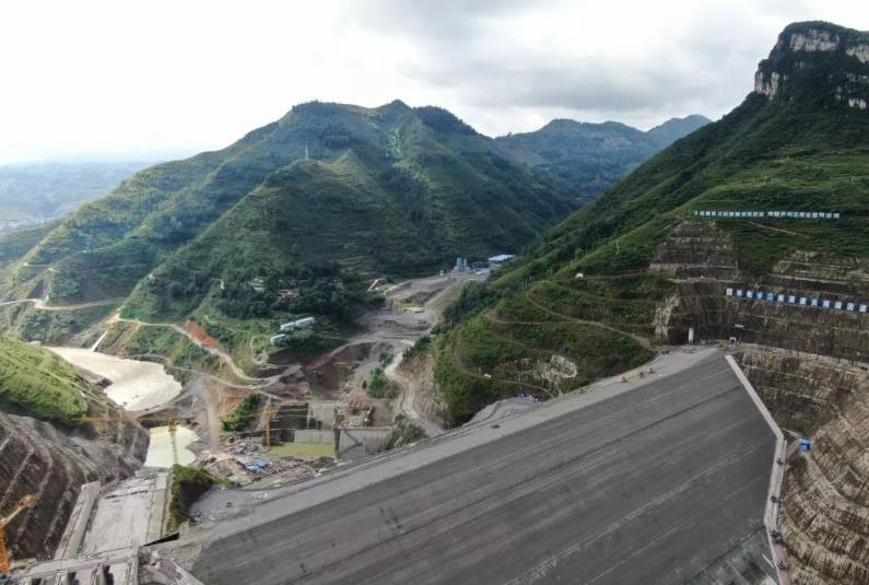 贵州水利工程施工