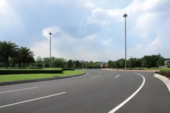 市政工程中彩色沥青相较普通沥青的优势