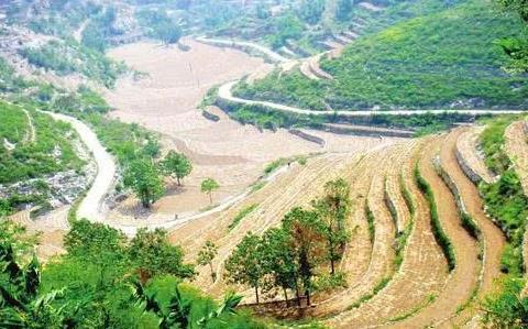 水土保持规划的设计措施
