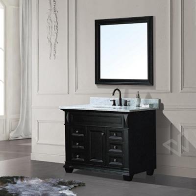 ZM-88115 华贵清新美式柜 美式浴室柜品牌 菏泽美式浴室柜