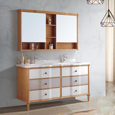 ZM-55012 北欧风格美式浴室柜 现代美式浴室柜