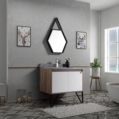多样款式现代浴室柜