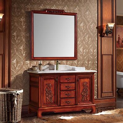 古典风格中式浴室柜