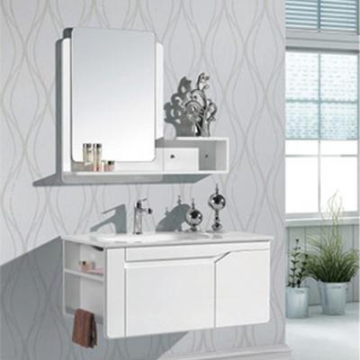 懂得收纳的浴室柜才是.好的选择