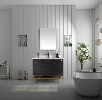 浴室中五金挂件的安装及保养