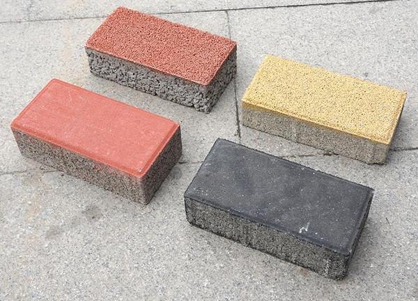 商丘透水砖施工