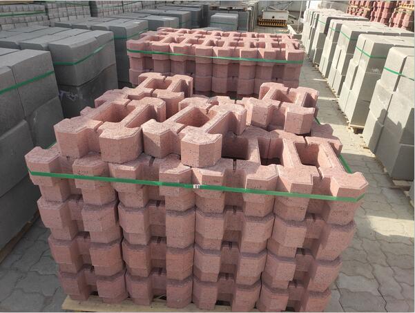 商丘水利护坡砖